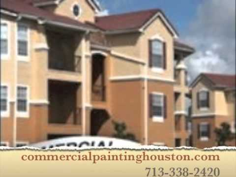 Houston Commercial Painting 713.338.2420