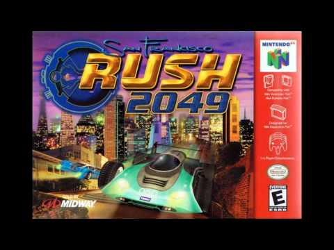 San Francisco Rush 2049 Soundtrack - Title