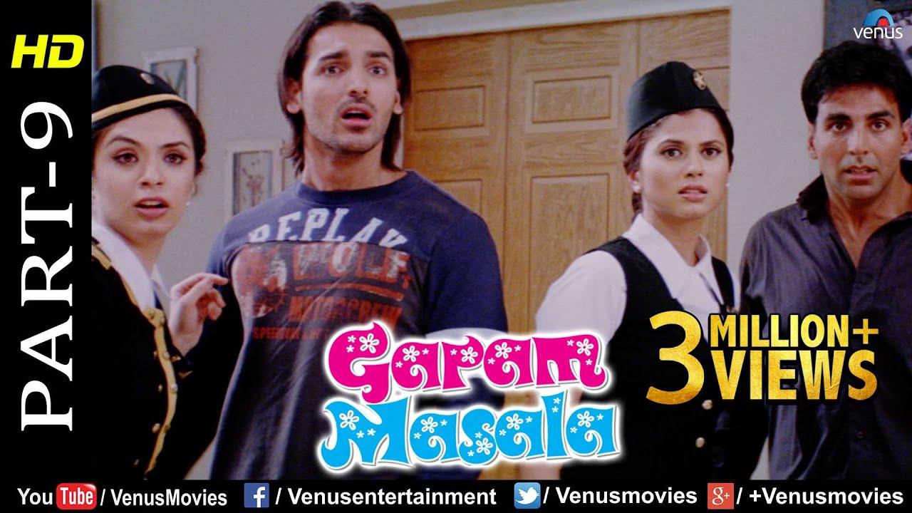 Garam Masala - Part 9   Akshay Kumar & John Abraham   Climax Scene   Best Comedy Movie Scenes