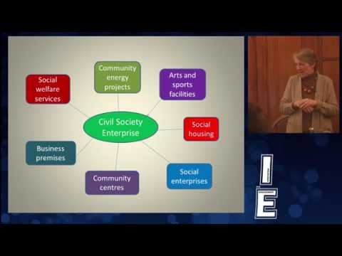Civil Society Enterprise and Local Development