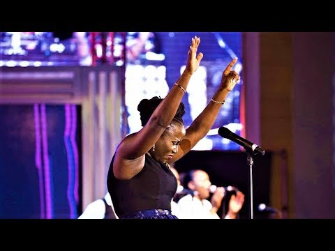 Diana Antwi Hamilton PERFORMANCE AT ADOM PRAISE 2018