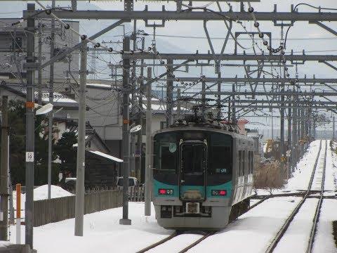 JR西日本 小浜線 敦賀⇒東舞鶴 JR West Obama Line Tsuruga ⇒ Higashi Maizuru