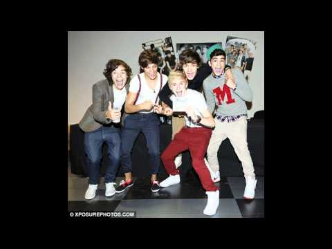 One Direction  Chasing Cars AUDIO