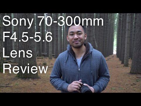 Sony 70-300mm F4.5-5.6 G Series FE Lens Review | John Sison