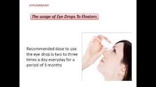 Eye Drops For Floaters - Adola.net