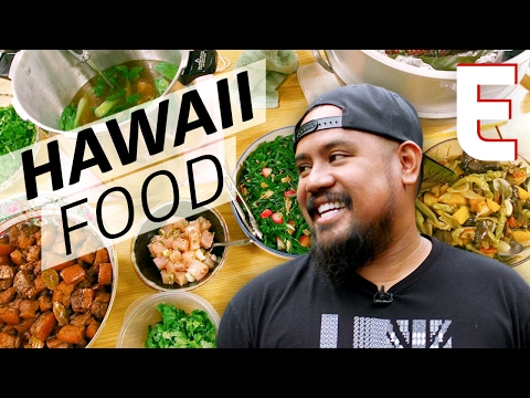 The Food In Hawaii is Not Necessarily Hawaiian — Cooking in America