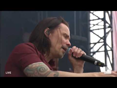 Alter Bridge  Metalingus  at Rock am Ring 2017