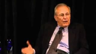 Aspen Wye Fellows Program Featuring Donald Rumsfeld