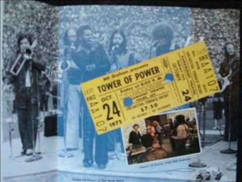 Tower of power-so very hard to go