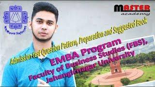 Jahangirnagar University Iba Mba Admission Test Question