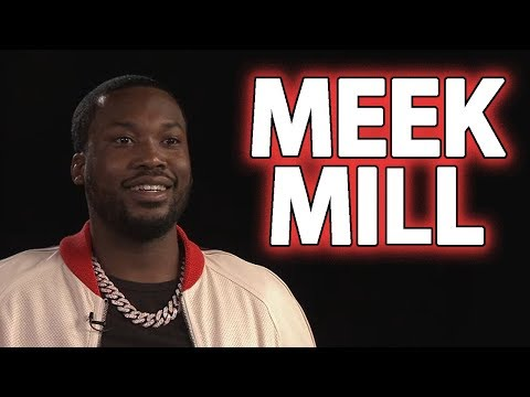 FULL VIDEO: Meek Mill interview after prison release