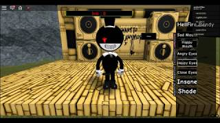 Me And My Other Bud Are Dancing (Blood of ink) (Roblox Bendy Event)