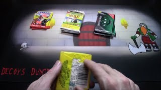 Alien 3, American Gladiators, and Mad Magazine Trading Cards!