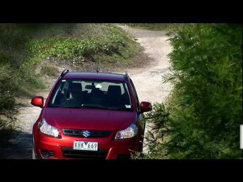 suzuki SX4 car review