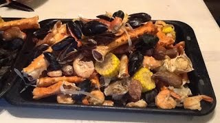 | Crab Boil Recipe| Seafood Boil | How To Make A Crab & Seafood Boil