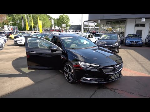 Opel Insignia 2019 GS Innovation Complete Walkaround Test Review