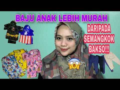 BAJU ANAK-PUSAT GROSIR TANAH ABANG JAKARTA-JOLIN KIDS from YouTube · Duration:  2 minutes 24 seconds