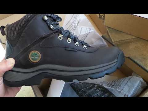 f6c11cc0f9a Timberland White Ledge Waterproof Workboot Unboxing - YouTube
