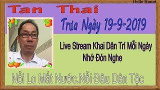 Tan Thai Truc Tiep(Trưa Ngày 19-9-2019