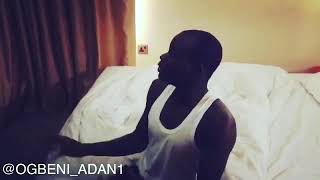 Ogbeni Adan comedy watching porn in a African home