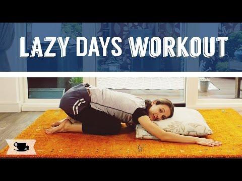 Lazy Days Workout   Lazy Dancer Tips