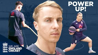 Cricket Power Ups!   Home Exercises To Increase Strength and Power   Vitality Fit 4 Cricket