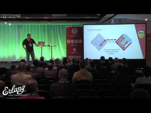 LFE: A Real Lisp in the Erlang Ecosystem by Robert Virding