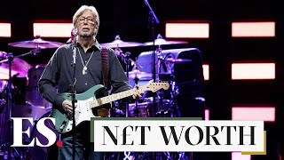 Eric Clapton net worth 2020: As 'Slowhand' turns 75, here's how he earned and spent his millions
