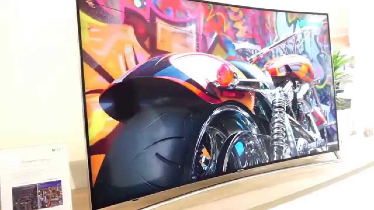 Hisense XT910 HDR ULED TV 4K