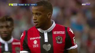 SNEİJDER ' İN NİCE DAKİ İLK MAÇI / HD Nice vs Troyes 1 2 MAÇ ÖZETİ