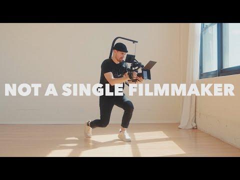 Not A Single Filmmaker Ever.