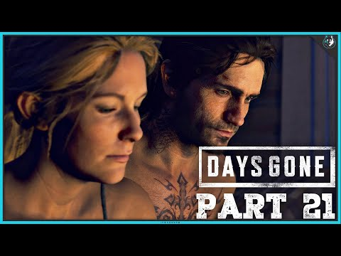 Days Gone Playthrough Part 21 - We Couldn't Take The Risk | PS4 Pro Gameplay