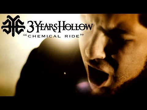 "3 Years Hollow - ""Chemical Ride"" [Official Music Video]"