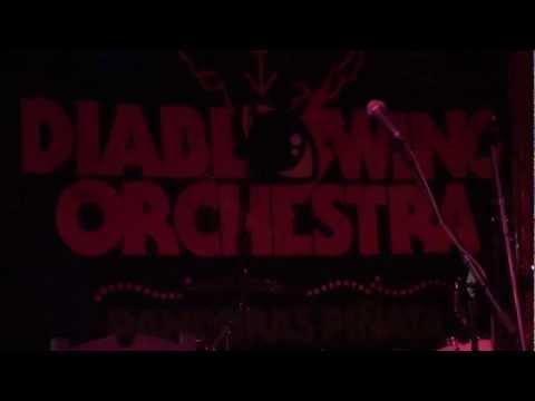 Diablo Swing Orchestra - Vodka Inferno & Balrog Boogie & Final - Medellín 2012 mp3