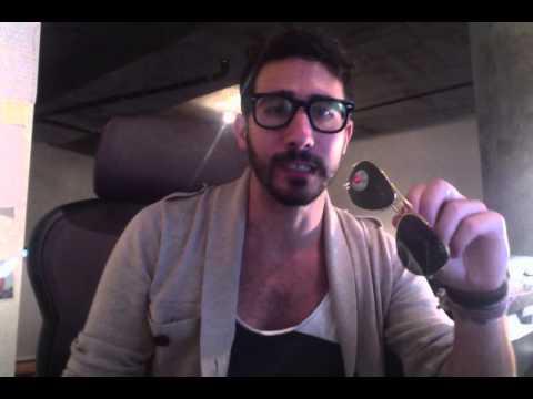 abb8a7aab2 Comparing Glass Lenses vs. Plastic Lenses for Sunglasses - YouTube