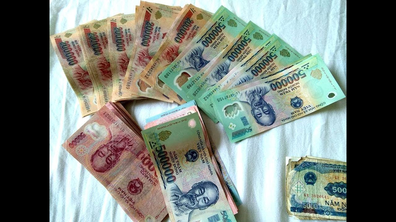 Default forex rate in vietnam