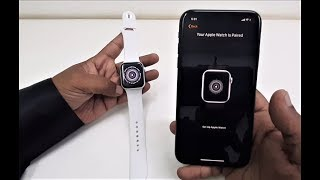 How to Pair & Setup Apple Watch with iPhone