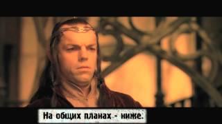 Киноляпы  Властелин колец  Братство Кольца Всевластия часть 3