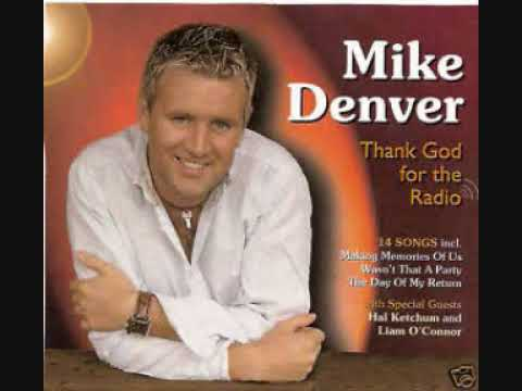 mike denver tonight we just might fall in love again