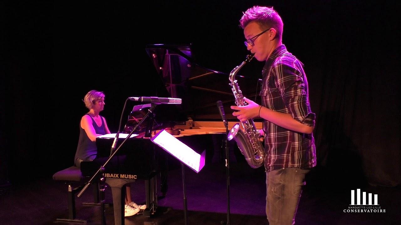 Download Talents of Marquette - Concerto pour saxophone Glazounov