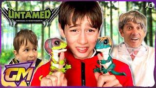 OMG! We Found The Scariest Creatures!!! - Untamed Raptors (Scary Kids Parody)