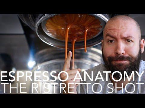 ESPRESSO ANATOMY - The Ristretto Shot