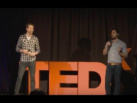 Earth Water - The Consumer Change Agent | Matt Moreau & Kori Chillibeck | TEDxCanmore