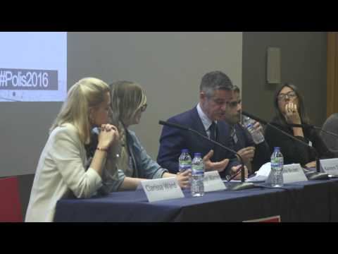 Polis Conference 2016 - Reporting Refugees