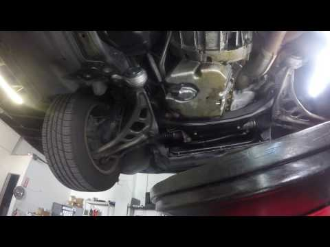 BMW oil level sensor