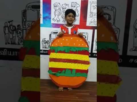 Learn Tamil creative and fun way