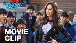Video Crazy fashion battle at Korean high school! | Fashion King starring Joo Won, Ahn Jae-hyun, Nana download MP3, 3GP, MP4, WEBM, AVI, FLV Oktober 2019