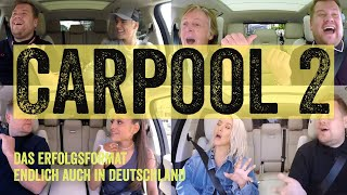 Carpool 2 - Das neue Format der Carpool-Karaoke-Reihe (official TV Trailer)