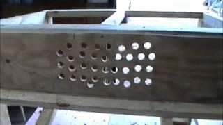 Diy Build A Chicken Tractor For Standard Size Chicken Part 3