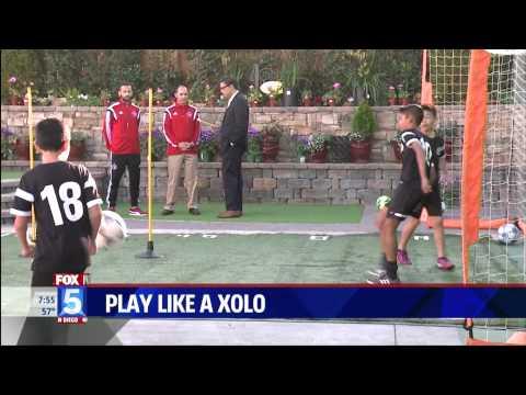 Xolos Academy FC on Fox 5 San Diego